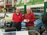 St Helens Transport Museum 2417 - member 280 Anthony Carrick won Best car in show.jpg
